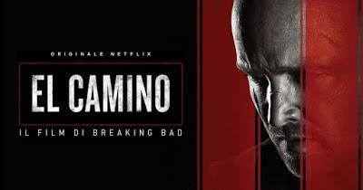 Nuova recensione Cineland - El Camino - Il film di Breaking Bad (El Camino: A Breaking Bad Movie) di Vince Gilligan