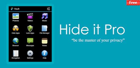 Le migliori app per nascondere foto e video su Android