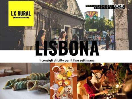 Fine settimana a Lisbona, eventi 25-27 ottobre 2019