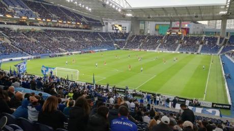 Porto-Glasgow Rangers 1-1, un punto che non dà sicurezze ai portoghesi