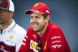 F1   Ferrari: Le dichiarazioni di Vettel e Leclerc dopo il venerdì