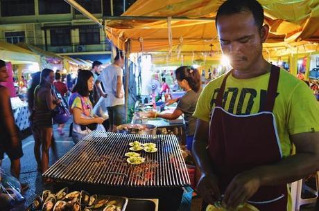 night market krabi