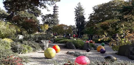 Dialogo della natura e di Dale Chihuly: a Kew Gardens