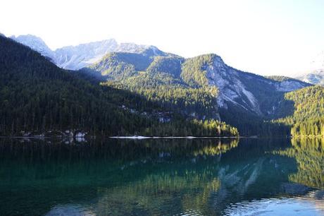 lago di tovel escursioni come arrivare