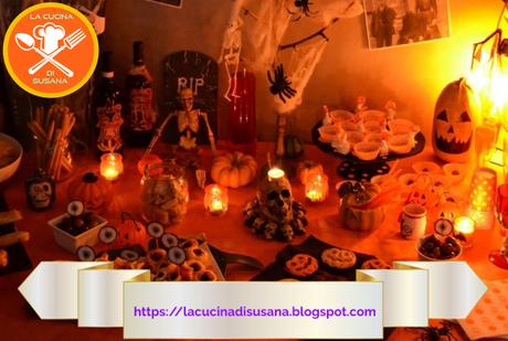 10 ricette per preparare uno sfizioso menu di Halloween una delle feste più amate dai bambini.