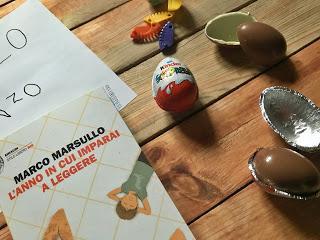 Recensione 'L'anno in cui imparai a leggere' di Marco Marsullo - Einaudi