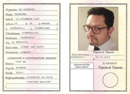 Carta d'identità necessaria per i profili social? Ancora con 'sta proposta?