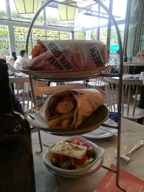 The Real Greek, ristorante greco a Londra. Scopri i menù e le offerte speciali!