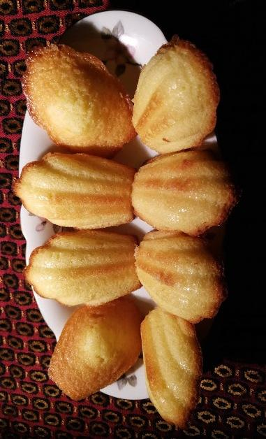 OH LE MADELEINES!!!