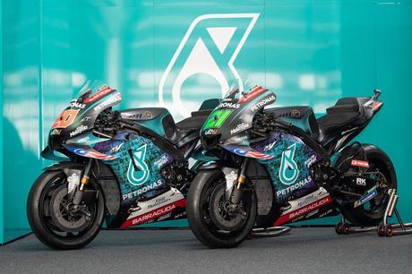 Yamaha YZR-M1 Team Petronas SRT Sepang 2019