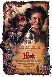 Hook - Capitan Uncino Poster