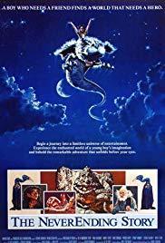 La storia infinita Poster