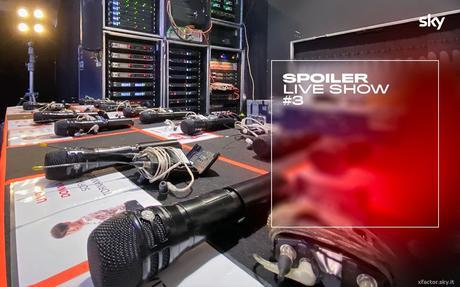 #XF13 - Terzo live show Sky Uno e NOW TV. Ospite Marracash