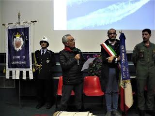 Salsomaggiore ha ricordato i Caduti e onorato la Bandiera