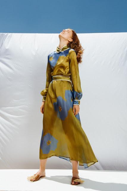 Caterina Moro SS20 - Ricordi d'Infanzia e demi-couture