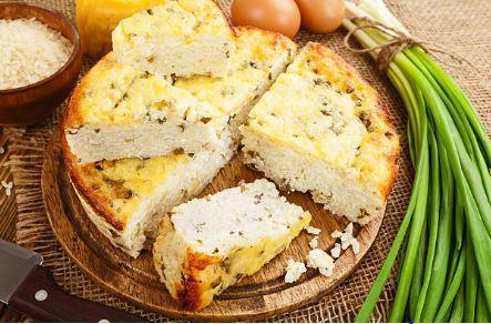 Non Sprecare: Torta di riso salata