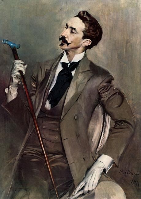 Giovanni Boldini, Il conte Robert de Montesquiou