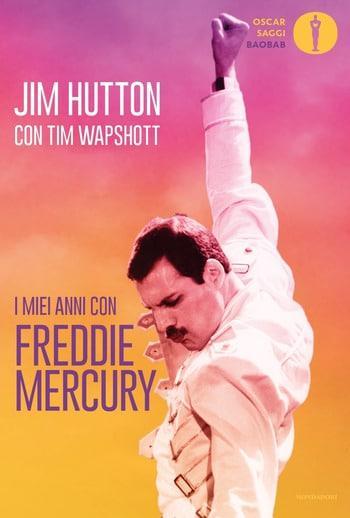 Recensione di I miei anni con Freddie Mercury di Jim Hutton con Tim Wapshott