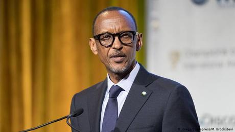Risultati immagini per kagame rwanda