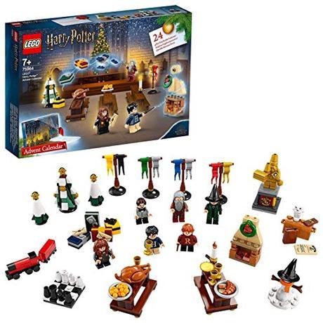 LEGO- Harry Potter Calendario dell'Avvento, Multicolore, 75964