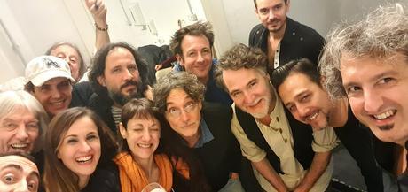 Finisterre + Höstsonaten Live, di Andrea Zappaterra