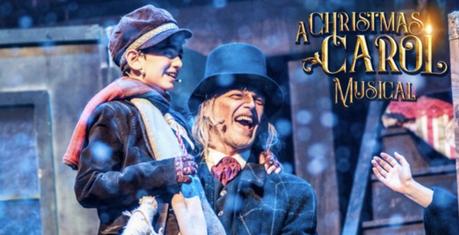 Tour di A Christmas Carol Musical 2019 – 2020 in partenza a novembre