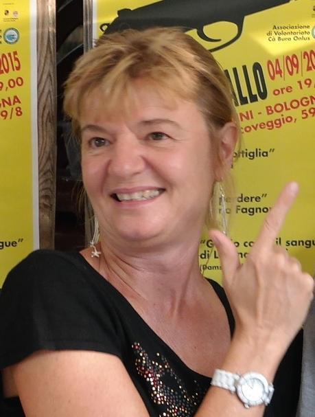 Cinque domande a Lorena Lusetti