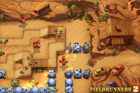 Fieldrunners 2 v1.7 Apk Download Per Android