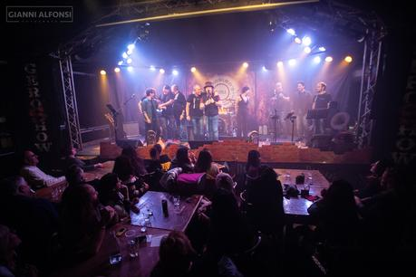 Mr Pepper Blue's and The Billy Sugar Band festeggiano 10 anni di successi musicali
