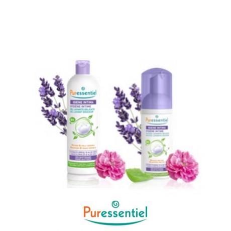 Recensione – Mousse lavante delicata per l' igiene intima – PURESSENTIEL
