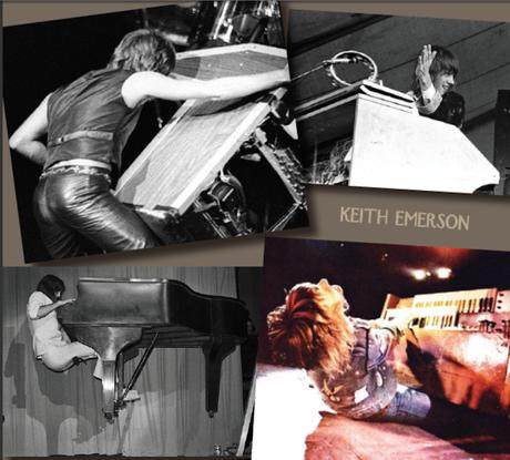 """""""Emotion, Love & Power-L'epopea degli Emerson, Lake & Palmer"""", il libro di Fabio Rossi"""