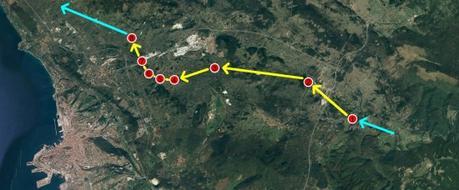 La piena del Reka Timavo fa soffiare le grotte del Carso a 90 chilometri all'ora: sono i soffi timavici