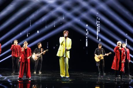 XF13, Gianna Nannini la prima performance olografica live in Europa su rete 5G