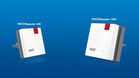 AMV, disponibili due nuovi ripetitori FRITZ