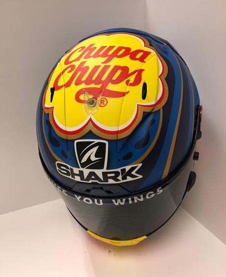 Shark Race-R Pro GP J.Lorenzo Valencia 2019 by Starline