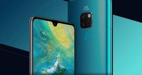 Android 10 in rilascio su Huawei P30, P30 Pro, Mate 20 e Mate 20 Pro