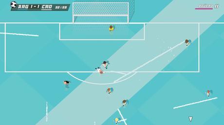 Super Arcade Football, riprende lo sviluppo