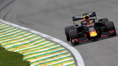 F1 | Brasile: 2019, Red Bull in Qualifica