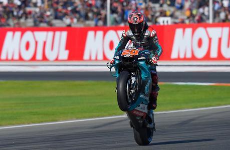 MotoGP Valencia 2019, Gara - Diretta Sky Sport e TV8