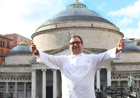 In un luogo spettacolare Napoli arriva Garò, il nuovo ristorante di Paolo Gramaglia