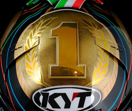 KYT L.Dalla Porta World Champion 2019 by Starline