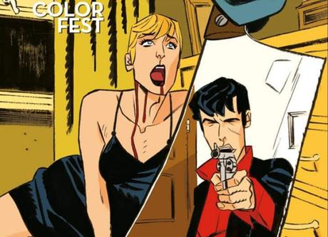 Dylan Dog Color Fest #31