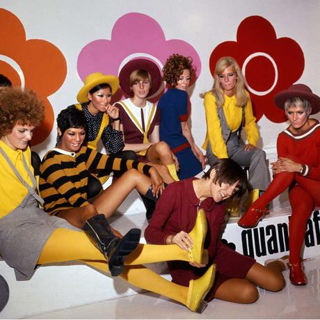 Mary Quant e la Swinging london