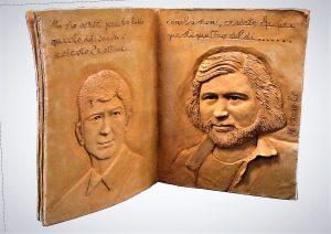 I LOVE ITALY – Bologna presenta l'artista lo scultoreMauroPiccoli