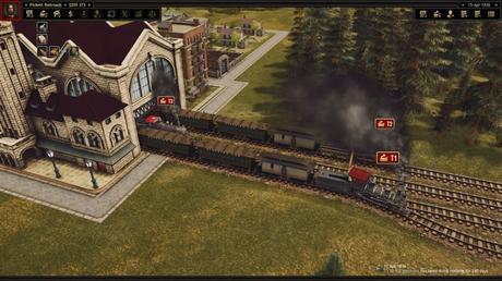 Railroad Corporation, rilasciata la versione completa