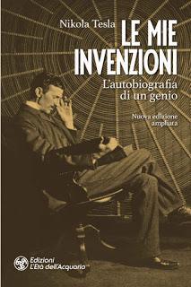 Recensione: Le Mie Invenzioni - di Nikola Tesla