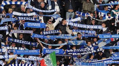 Ultras Brescia 1911 Ex-Curva Nord: 'Toglieteci tutto, ma non il nostro Derby!'