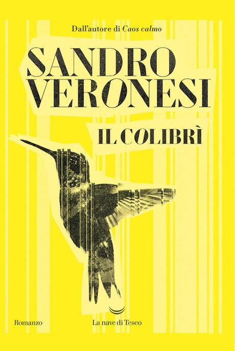 """SANDRO VERONESI con """"Il colibrì"""" (La nave di Teseo) in radio a LETTERATITUDINE"""