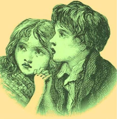 La leggenda dei bambini verdi di Woolpit