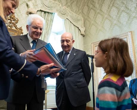 Giornata mondiale per l'infanzia, Presidente della Repubblica Mattarella riceve delegazione dell'UNICEF Italia
